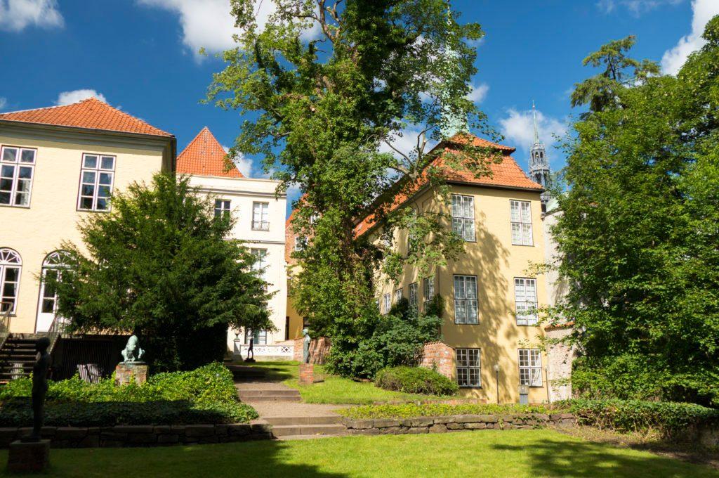 Klassik altstadt hotel l beck neues leben hinter alten for Kleine design hotels deutschland