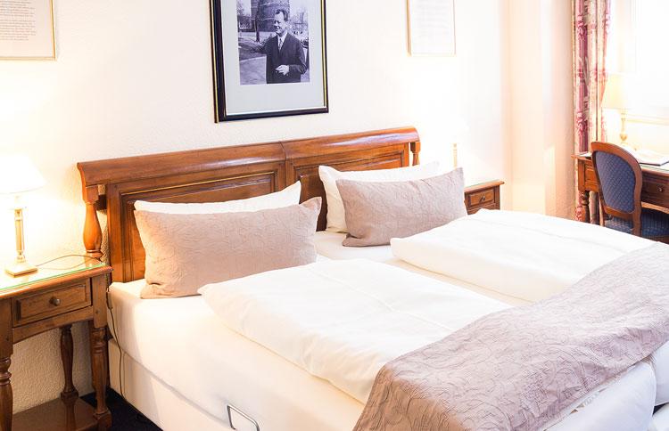Doppelzimmer Willy Brandt
