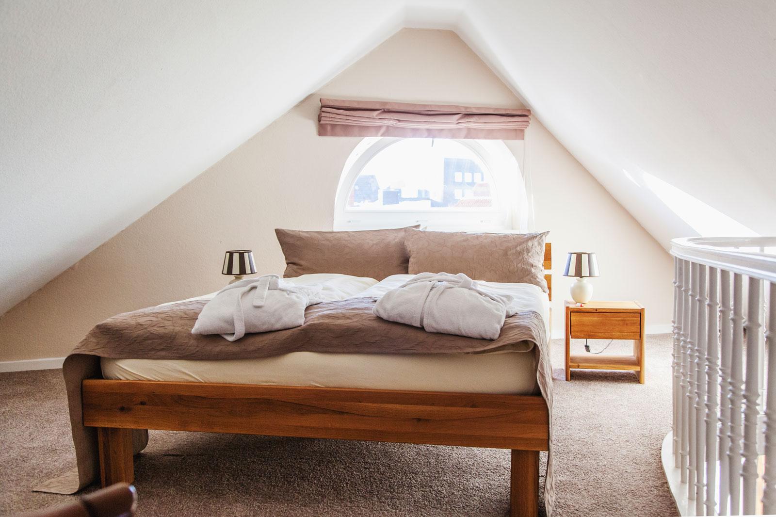 Erkerzimmer der Günter Grass Suite