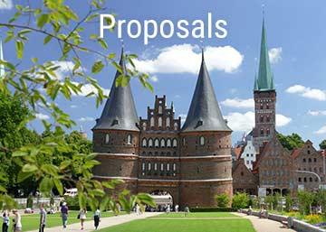 Proposals Klassik Altstadt Hotel Lübeck