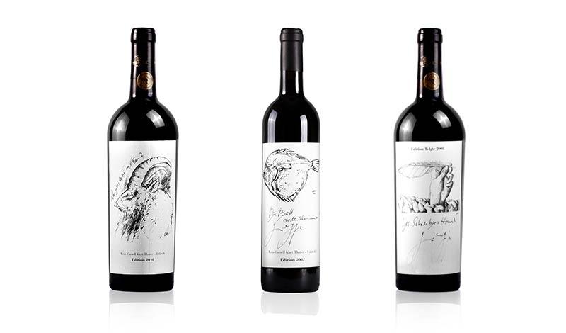 Die ersten 10 Gäste, die das Angebot buchen, erhalten eine gratis Flasche Wein aus der exklusiven Günter-Grass-Edition.
