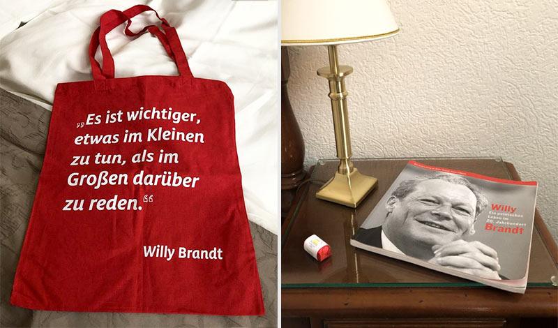 Klassik Altstadt Hotel | Willy Brand