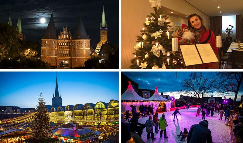 Lüebecker Weihnachtsmarkt | Weihnachten bei den Buddenbrooks