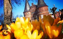 Frühling in Lübeck