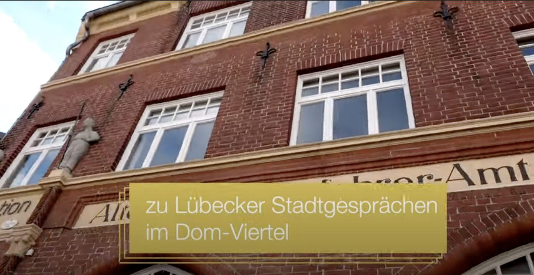 Dom-Viertel von Lübeck entdecken